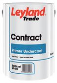 5 Lt Leyland Contract Primer/UnderCoat Brilliant White