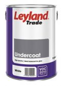5 Lt Leyland Undercoat Colours