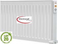 Electrorad Digi-Line 1Kw Electric D/Panel Radiator DE30DX100