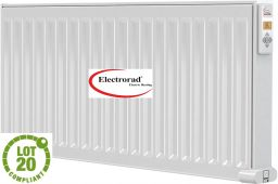 Electrorad Digi-Line 1.25Kw Electric D/Panel Radiator DE30DX130