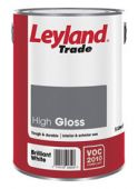 2.5 Lt Brilliant White Leyland High Gloss