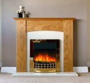 Monza - Dimplex Wesley Electric Fire Suite